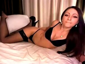 แสดง LiveCamGirl เซ็กซี่ ถุงน่องขาและเท้า