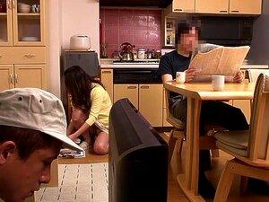 Incredible Japanese mom Riona Sakurai in Fabulous JAV censored POV, Hairy movie