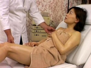 Naughty asian slut fucked by massagist in sexy voyeur movie, Koji is an asian massagist who likes to put his hands on the lovely bodies of his lady clients. In this hidden cam massage video he takes good care of a sexy girl and offers her pussy a hard humping.