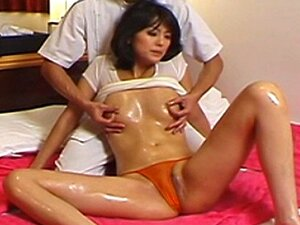 Sensual Oiled Japanese Massage Pt. 2of2