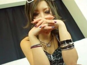 Charisma Gal Get You, Simply known as Aika or Aika Honda, this actress can easily move from the tanned gyaru themed videos to normal themed lighter color skinned girl videos. Nevertheless, Aika is quite cool and hip, and definately fuckable material.
