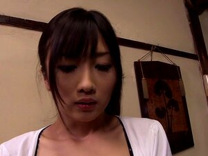 Best Japanese model Hibiki Otsuki in Incredible JAV clip,