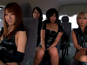 Crazy Japanese girl Kyoko Maki in Best JAV censored Public, Group Sex movie