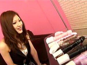 ยอดเยี่ยมในวิดีโอเขา DildosToys JAV ญี่ปุ่นเจี๊ยบ Sarina Ono