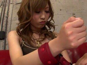 ญี่ปุ่นร้อนแรงที่สุดรุ่น Kanami ริในยอดเยี่ยม JAV uncensored DildosToys ฉาก