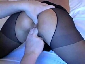Rio Fucked In Crotchless Pantyhose. Rio Fucked In Crotchless Pantyhose