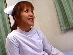 Nurse gets long dick in pussy