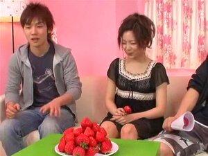 Best Japanese model Riri Kuribayashi in Horny Facial, Blowjob JAV video,