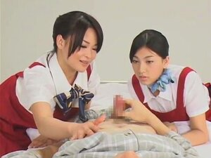 Perfect Born Actress, German Japanese actress Saori Hara gets a lesson from couple seasoned AV actresses who teach her some of the techniques and ways to make her a better porn actress. It's kinda funny seeing Saori peering over as the other actresses teach her special ways to give handjobs, blowjobs, titjobs as well as cowgirl sex. Also starring: Yu Haruka, Ryo Akanishi, Yuri Amami.