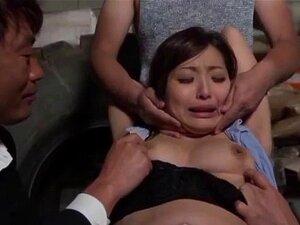 Miwako In Hot Group Sex Action