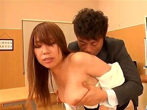 Iroha Suzumura loves fucking her teacher at