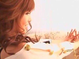 Fabulous Japanese slut Pine Shizuku in Exotic Toys, Small Tits JAV clip