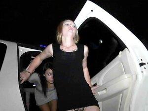 รถของฝ่ายหญิงได้รับบ้า และเพศสัมพันธ์บนฟลอร์เต้นรำ