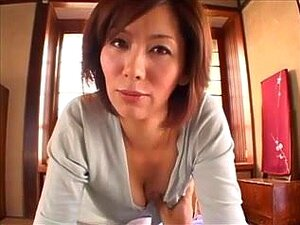 Memory of NOT My Beautiful mother 3 (1 of 4), Japanese Mom, POV