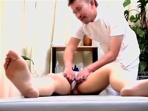 Doggystyle Japanese fucking during kinky massage session, Pretty and horny Japanese bimbo gets her fanny crammed doggystyle in this kinky Japanese sex video and she enjoys it so much that she can.t stop moaning out loud while fucked.