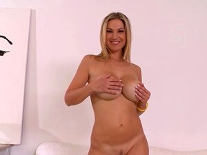 Gorgeous Busty Milf Carol Pleasure her own Trimmed Pussy. Carol is back for us today, and theres a reason shes remained one of the superstars on our DDF Network roster with over sixty scenes under her garter belt