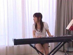 Best Japanese model Hikaru Takizawa, Hiromi Matsuura in Amazing Stockings, Couple JAV video