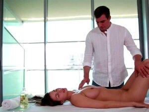 - Massage Rooms Petite dark skinned beauty has multiple org