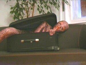 ดาราหนังโป๊ที่ยืดหยุ่นแปลกประหลาดในสแปนเด็กซ์
