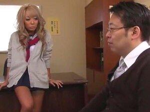 Crazy Japanese whore Ria Sakuragi, Rina Aina in Best Cunnilingus, Facial JAV clip