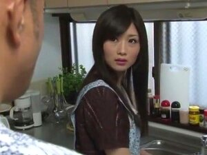 Exotic Japanese whore Hibiki Otsuki in Hottest JAV movie