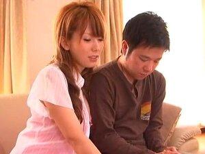 Horny Japanese whore Yui Hatano in Crazy Big Tits, Dildos/Toys JAV clip