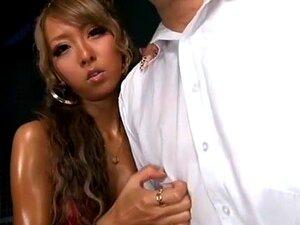 ยอดเยี่ยมญี่ปุ่นผู้หญิงหากินมานาอิซุในหนัง JAV ด้งมีเขา