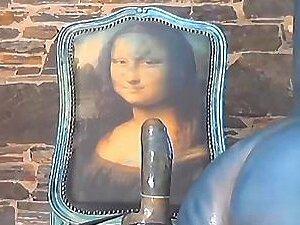 เจี๊ยบเซ็กซี่กับร่างกายหมึกขี่ Dildo ใหญ่ - WetCamGirls org