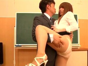 Iroha Suzumura loves fucking her teacher at school