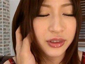 โอชิมะ Riko ในถุงเท้ายาวหีโกน