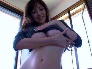 Anri Sugihara - Busty Japanese Model