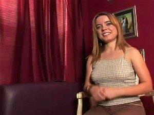 สัมภาษณ์ Krista, Krista หยุดสัมภาษณ์ และใช้ sextoy ง่าม 2 เจาะทารกนี้ไป โดย Jay นาตาลีตอนนี้