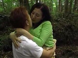 Japanese mom and nephew xlx, Mother travel with boy and have a affair