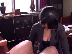 Nana Kunimi Sucks Boss Cock -Uncensored JAV-. Nana is a cute office lady who has a lot of debt to pay off Her boss says he will pay her bills but only if she sucks him off so she gives him an enthusiastic blowjob