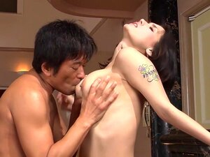 Incredible Japanese slut Maria Ozawa in Exotic JAV uncensored Big Tits movie,