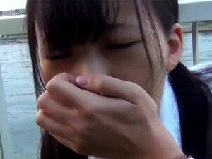 Japanese teenager toyed