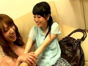 Exotic Japanese model in Crazy Dildos/Toys, /Futanari JAV clip