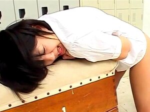 Rin has cunt rubbed in white panty and fucked by sucked stiffy