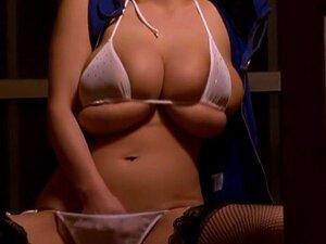 Hottest Japanese slut Hitomi Tanaka in Amazing JAV censored Fingering, Threesomes scene
