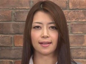 Dirty Talking Announcer, The classic TV Broadcaster type of porn film. Some what funny as the women try to read out news and keep a straight face, but at the same time rides a cock underneath half her business suit and endure facials. Starring Maki Hojo and others.