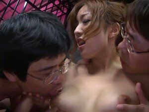 Amazing pornstar in hottest big tits, facial xxx movie, This little Asian slut loves cum. She loves it so much that she's agreed to meet up with over eight men she's never laid eyes on before. Not only will she present her body to them to be felt, fucked, and fingered, but she will take all of their loads on her face as well.