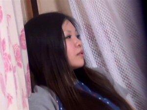 Highschool asian solo rub