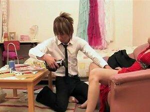 Aya Sakuraba Uncensored Hardcore Video with Creampie scene