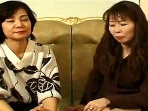Japanese Grannies #18,