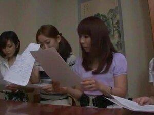 สาวญี่ปุ่นยูกิ Misa, Mai Hanano ในปากเขา วิดีโอ JAV อย่างใกล้ชิดตื่นตาตื่นใจ