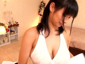 Horny Japanese chick Hana Haruna in Exotic JAV censored Cunnilingus, Big Tits scene,