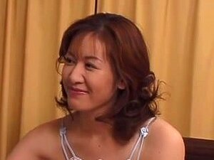 39yr old Japanese Mom Loves not Her Sons Cock (Uncensored), Pretty Japanese mom with big tits hard nips and a hairy cunt takes a drink from not her son. She passes out B4 he eats her. She wakes up sucks him undresses and gets fucked good and deep. Enjoy!
