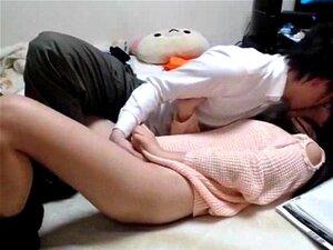 แอบถ่ายคลิปเกาหลีน่ารักเปิดบริสุทธิ์สาวไซด์ไลน์น่ารัก
