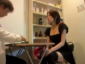 Adorable Jap in stockings slammed during medical exam, Incredibly nice looking Japanese slut in stockings gets her tight pussy dicked really hard in this Japanese hardcore video and it looks more than hot. It is much more than a simple medical exam.