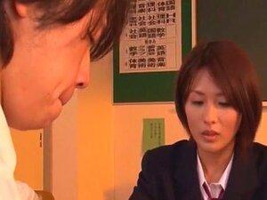 Crazy Japanese chick Yuki Natsume, Mika Nakagawa, Nozomi Aiuchi in Exotic Hairy, Cunnilingus JAV clip